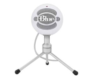 If you are looking for an affordable microphone to help you record your first online course, the blue snowball microphone is a great choice. Check it out!
