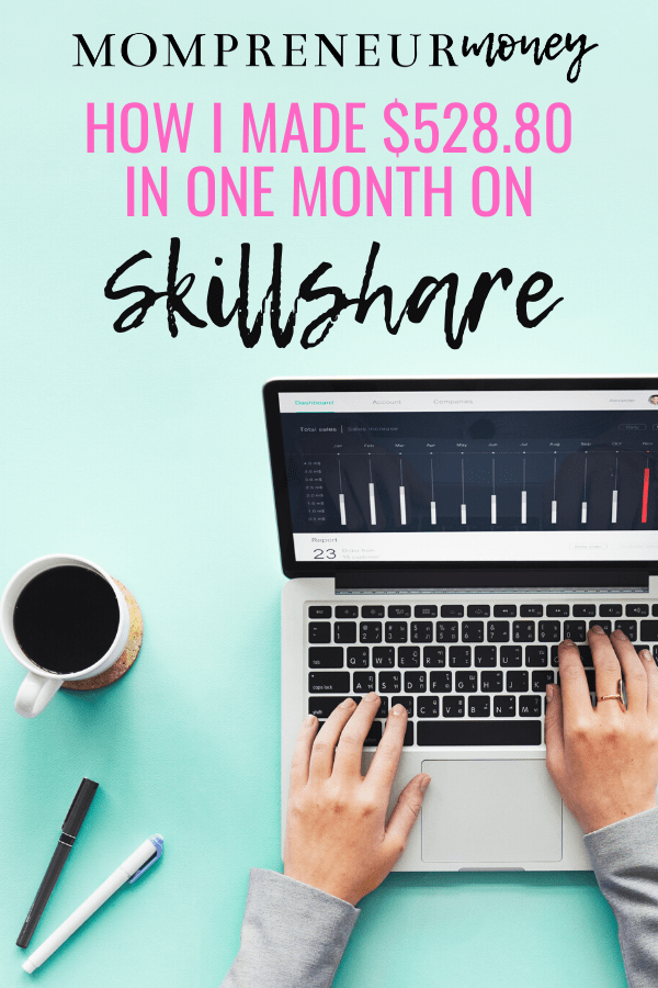 How I Made Money on Skillshare