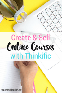 I'm using Thinkific to set-up free and premium online courses for my business and you should too. Get started for free!