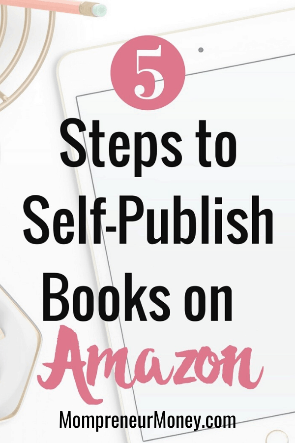 How to Self-Publish Books on Amazon