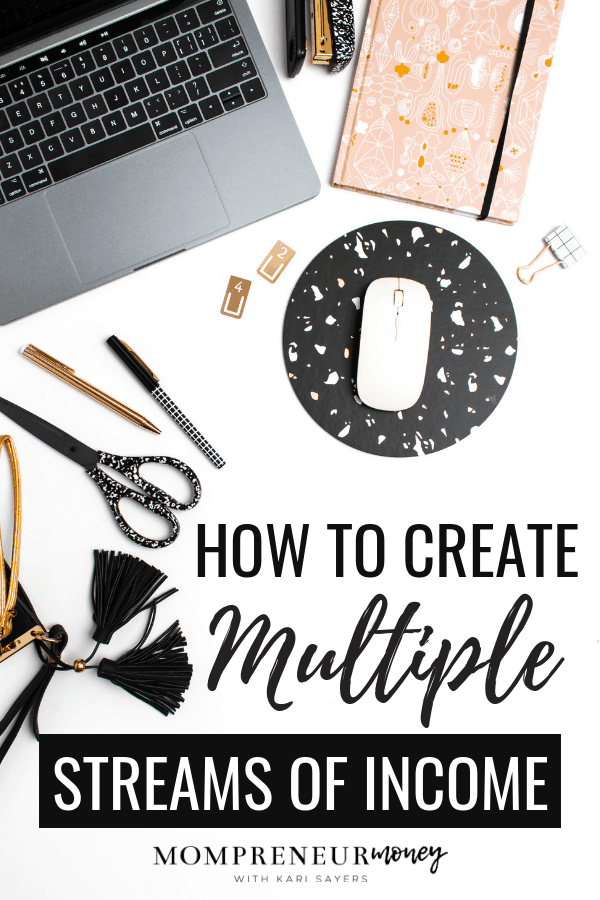How to Create Multiple Income Streams