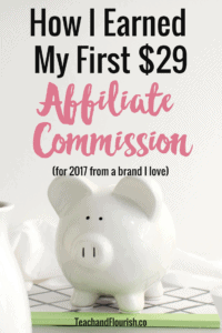 Make some extra income from your blog with a smart affiliate marketing plan.