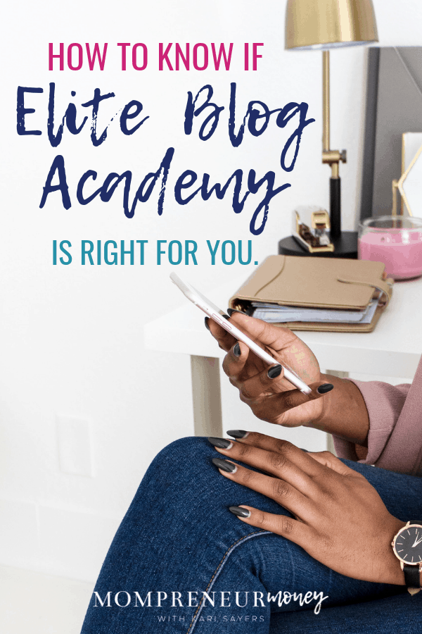 Is elite blog academy right for you