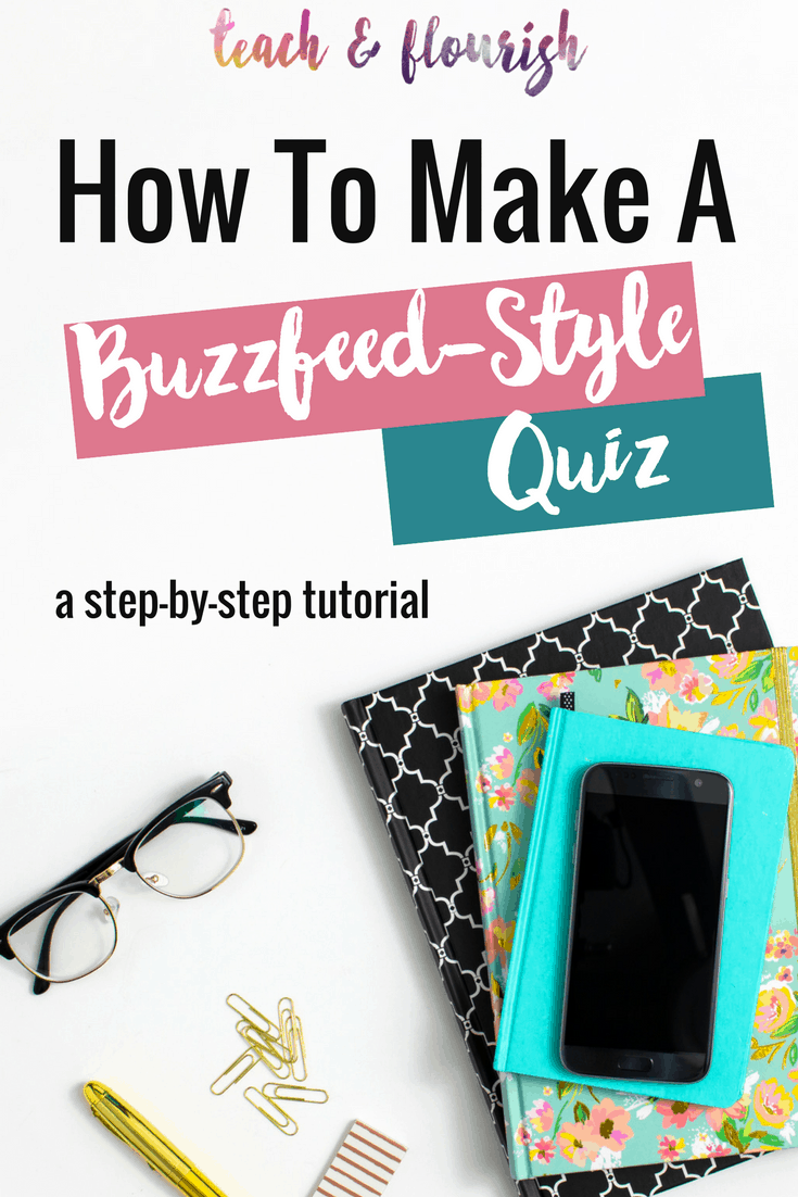 Tutorial make a buzzfeed style quiz to grow your email for Home decor quiz buzzfeed