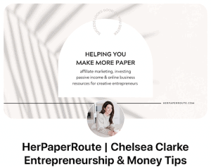 best Pinterest experts to follow herpaperroute chelsea clarke