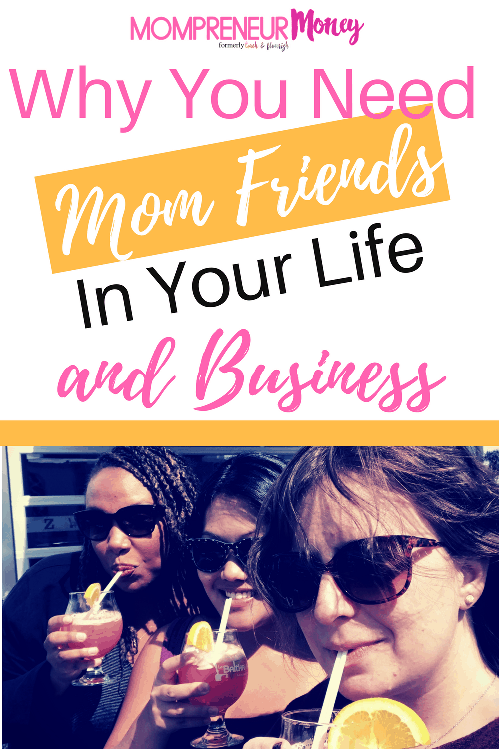 Why You Need Mom Friends In Your Life