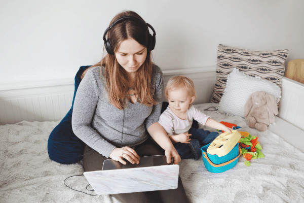 Tips to balance business and momlife