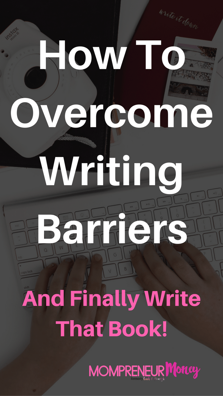 Writing Barriers