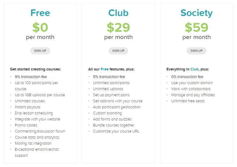 CourseCraft Pricing How to Create a Course on CourseCraft