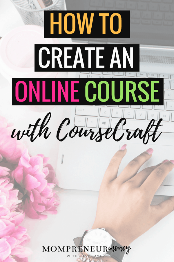 How to Create an Online Course with CourseCraft
