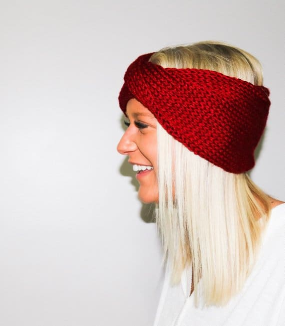 knitted headband 6 Physical Product Ideas to Sell Online