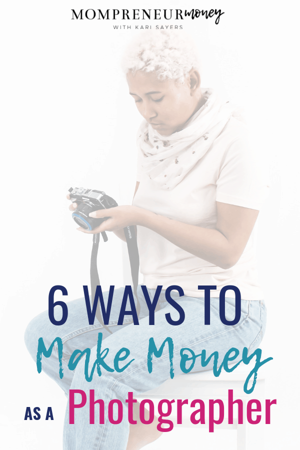 Earn Passive Income with Photography