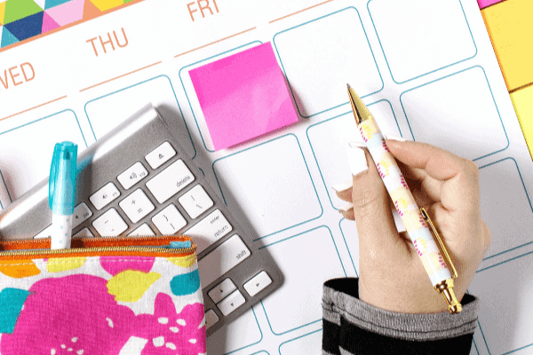 Goal Setting Strategy for Business Moms