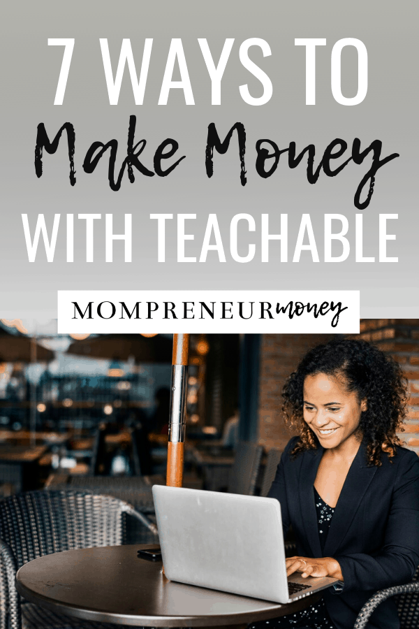 How to Make Money with Teachable