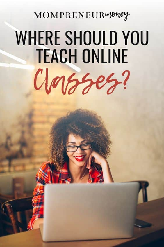 Where Should You Teach Online?