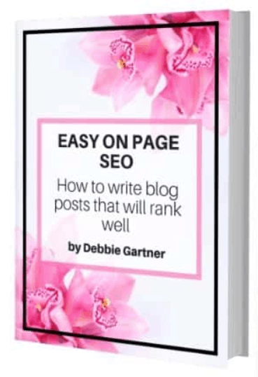 On-Page SEO Books for Bloggers