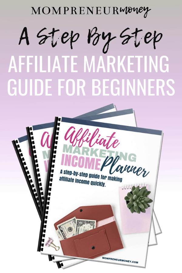 Step by Step Affiliate Marketing Guide for Beginners