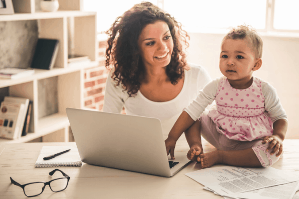 side jobs for stay at home moms