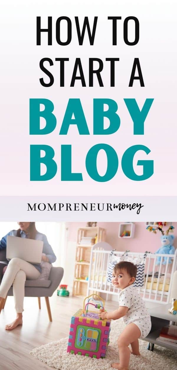 How to Start a Baby Blog