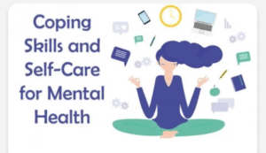 Selfcare for mental health course