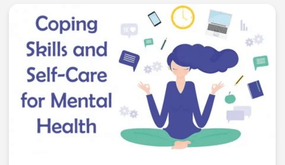 Selfcare for mental health