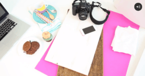 photography for bloggers course