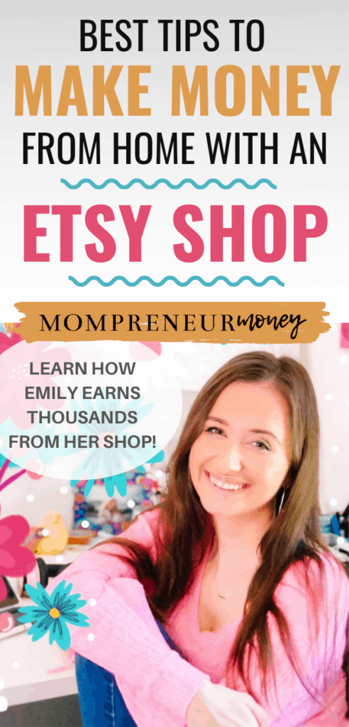 Best Tips to Make Money From Home with an Etsy Shop
