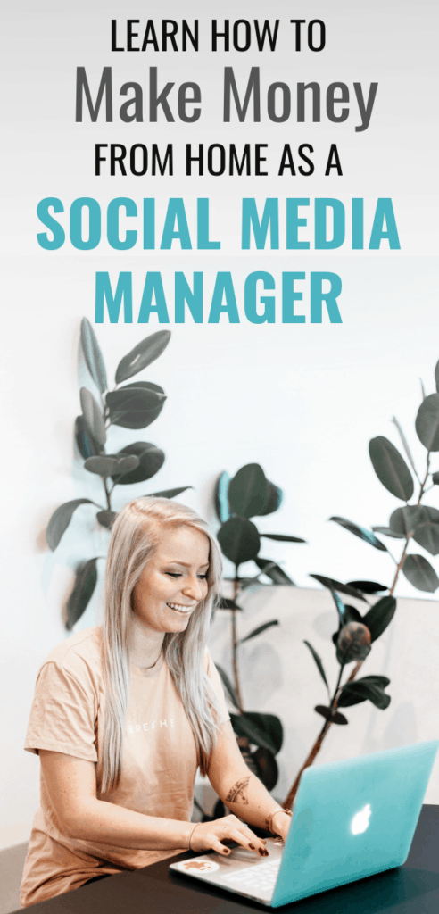 How to Make Money From Home as a Social Media Manager