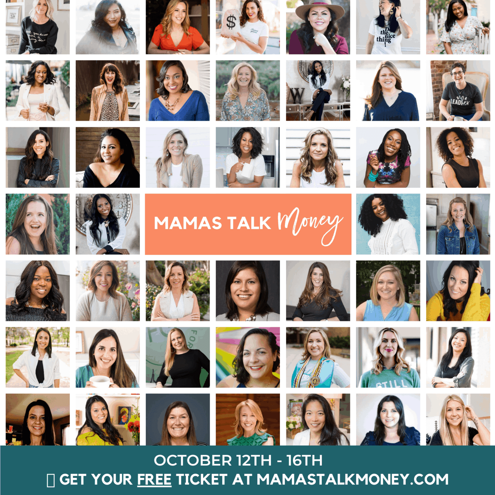 Mamas Talk Money Summit
